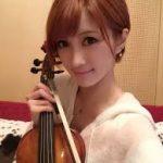 ayasa(ヴァイオリン)身長や結婚情報!出身大学もチェック