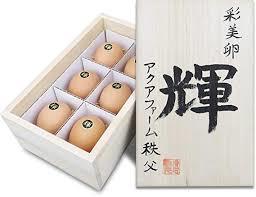 高級卵 人気